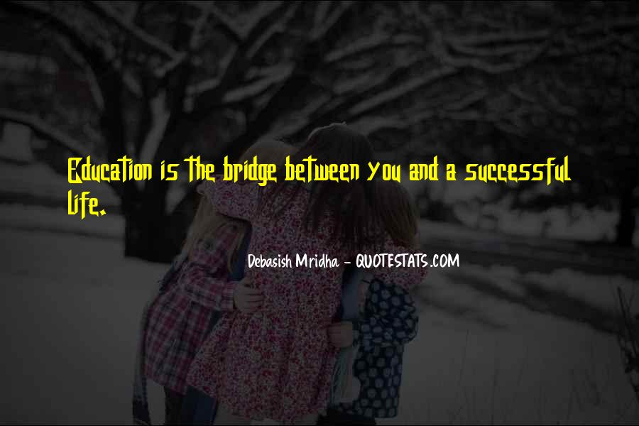 Quotes About Education And Success #151423