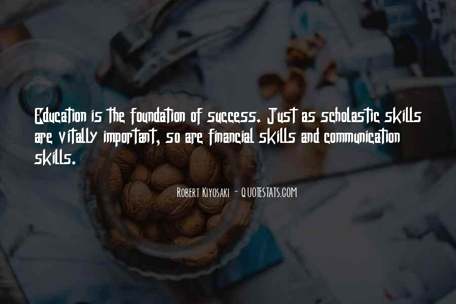 Quotes About Education And Success #424566