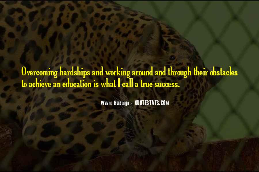 Quotes About Education And Success #639133
