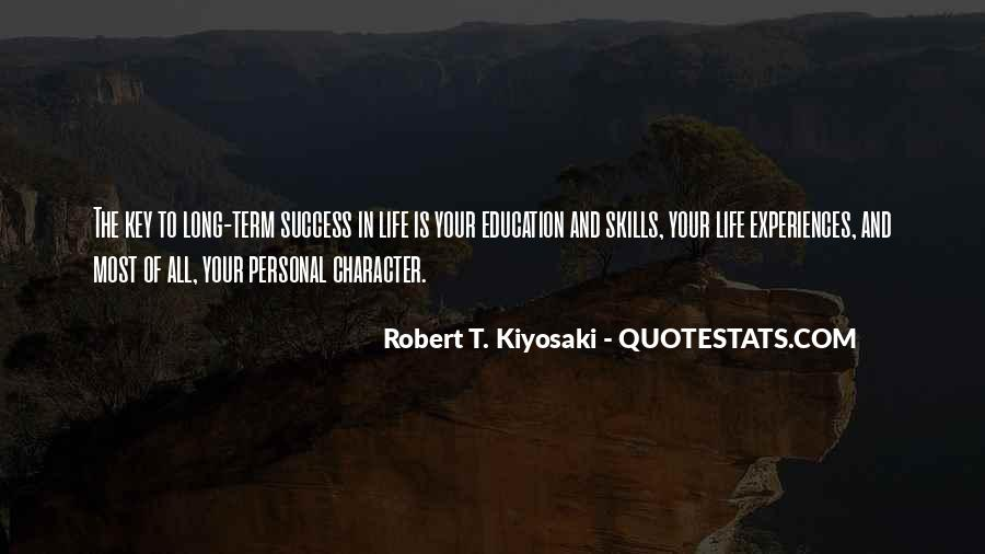 Quotes About Education And Success #743652