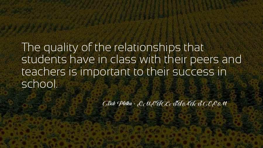 Quotes About Education And Success #75214