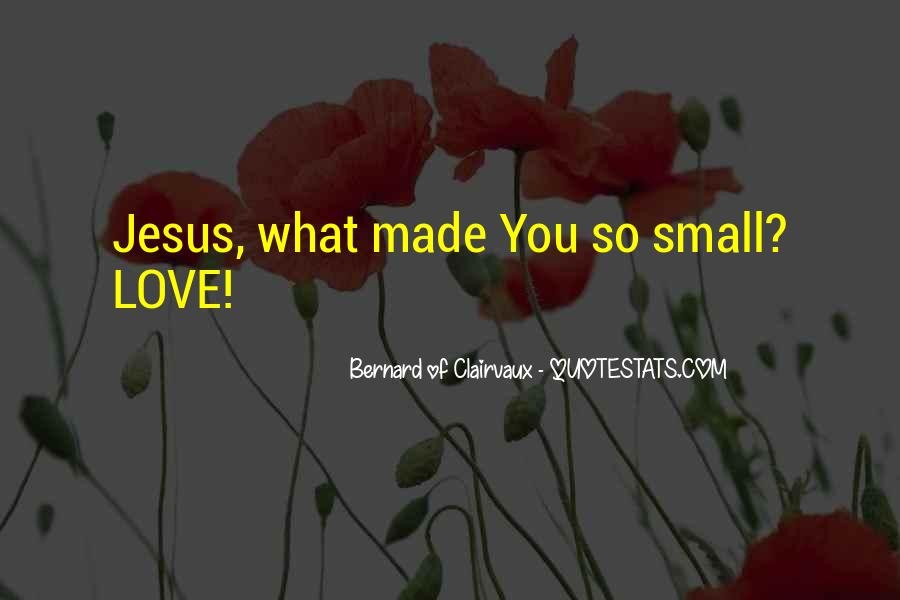 Quotes About Love Small #119452