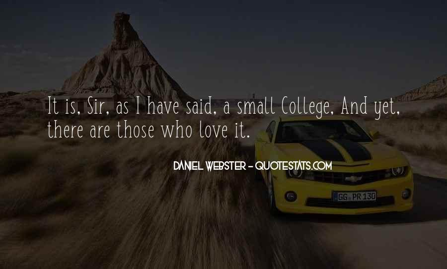 Quotes About Love Small #190055