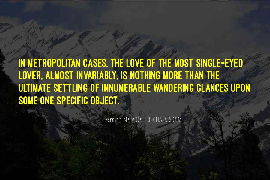 Quotes About Settling For Less In Love #201446