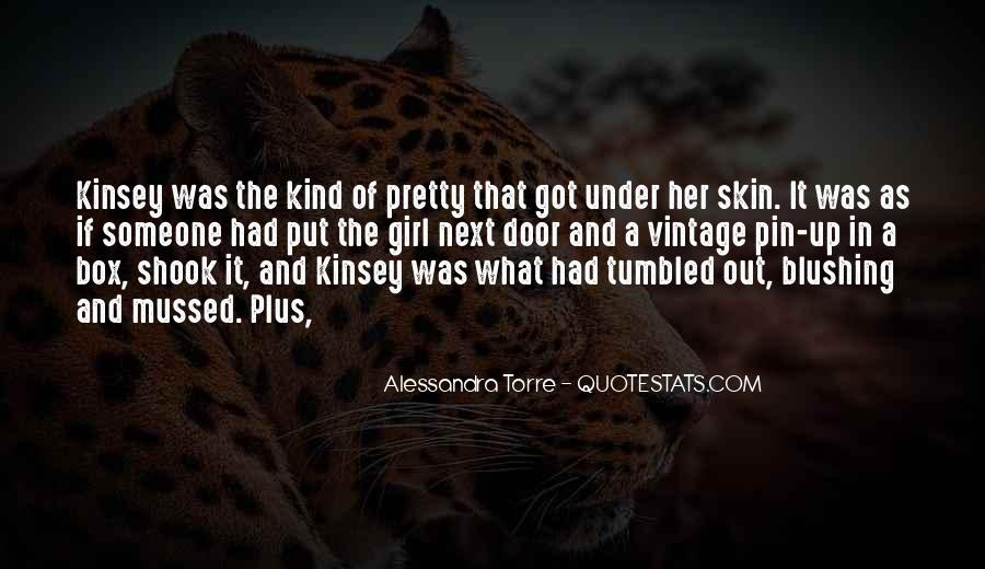 Quotes About A Pretty Girl #188900