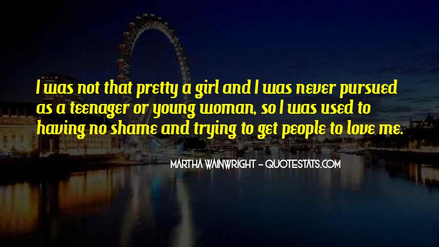 Quotes About A Pretty Girl #252043