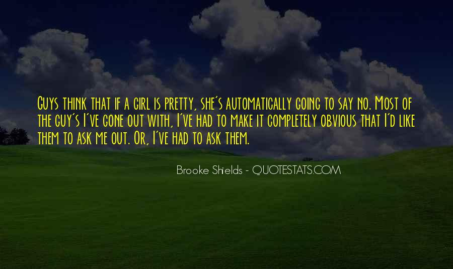 Quotes About A Pretty Girl #267617
