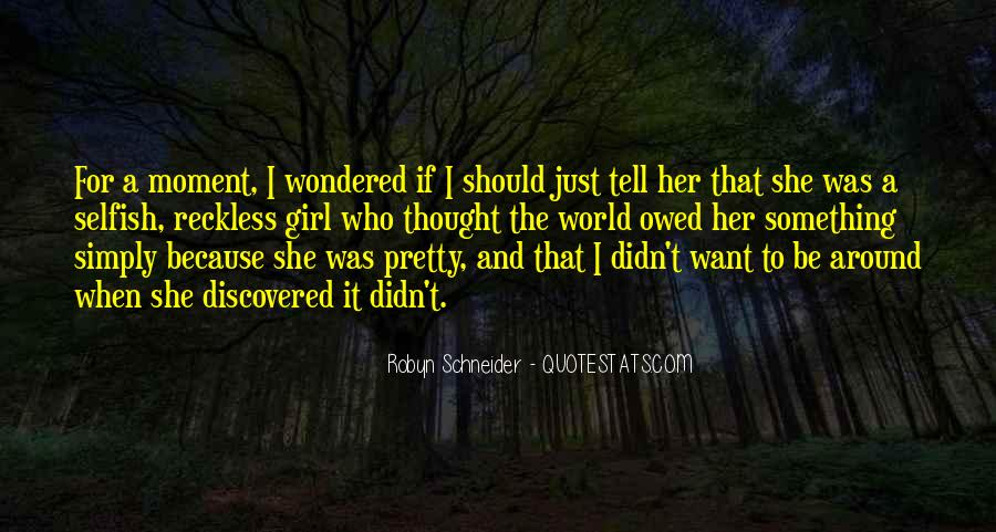 Quotes About A Pretty Girl #268009