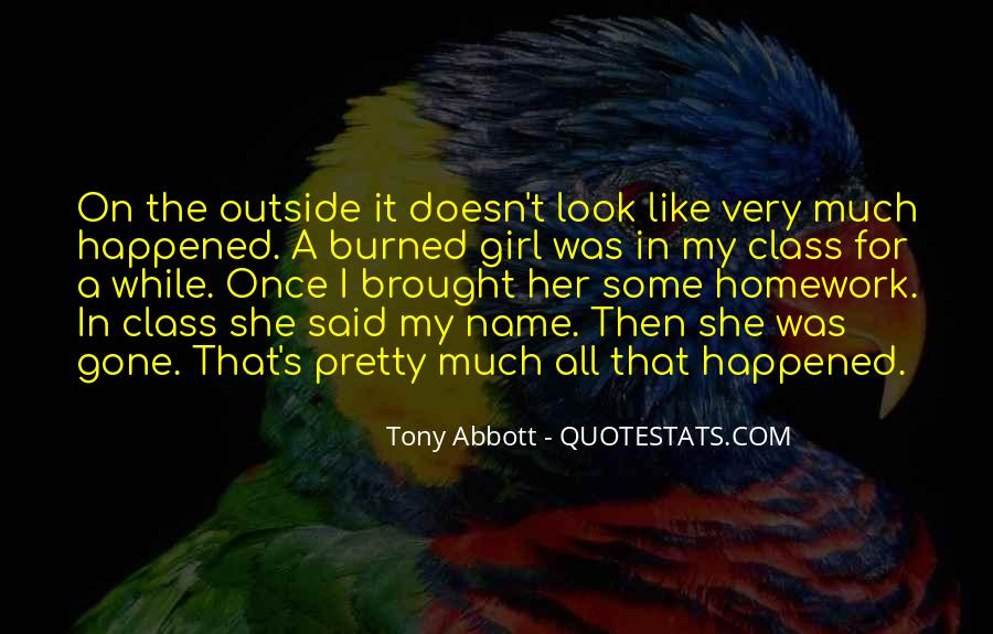 Quotes About A Pretty Girl #341169