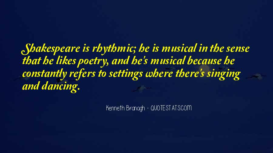 Quotes About Settings #352757