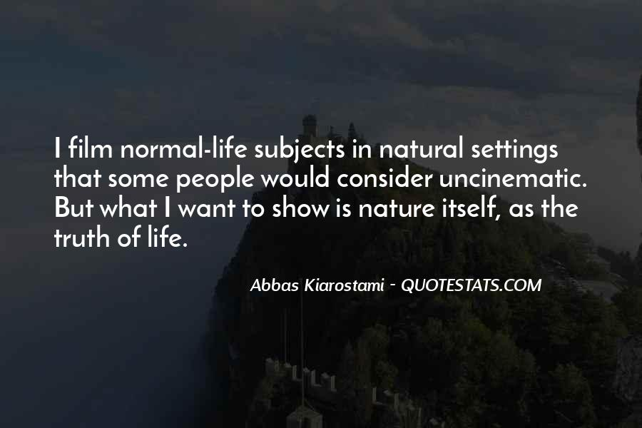 Quotes About Settings #777494