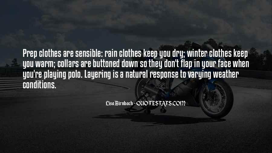 Quotes About Clothing Style #1865592