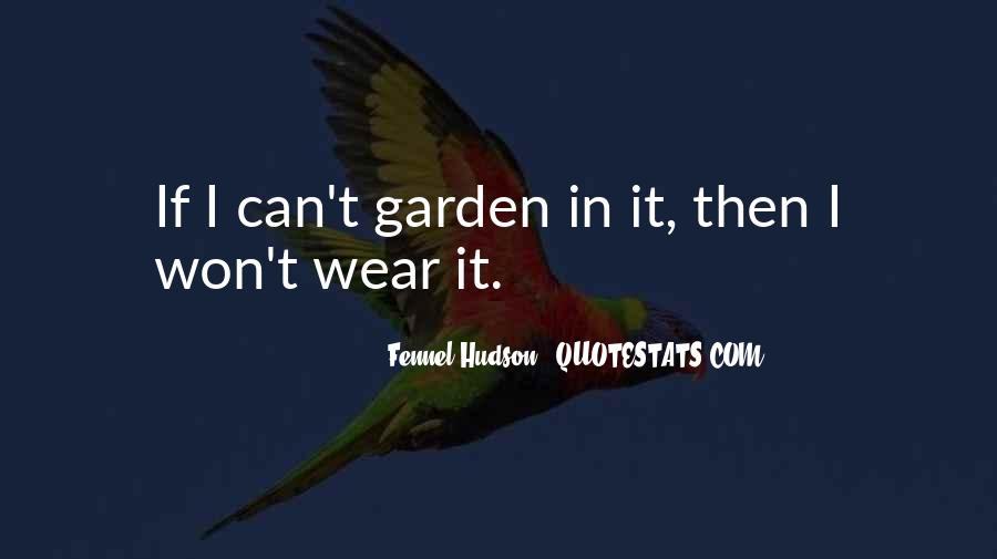 Quotes About Clothing Style #36516
