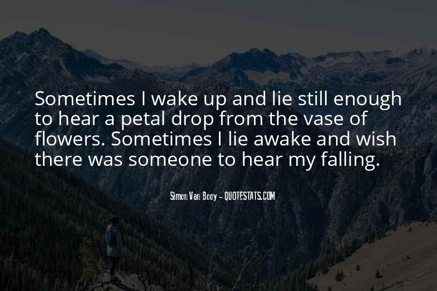 Quotes About Still Awake #1192347