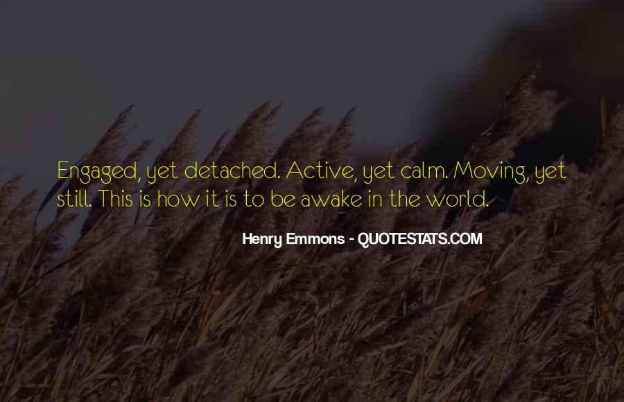 Quotes About Still Awake #289208