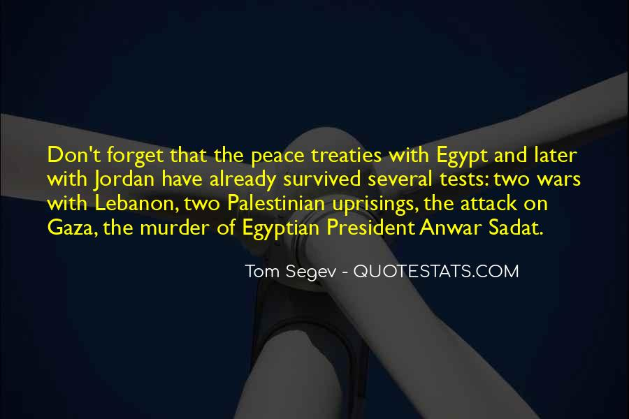 Quotes About Uprising #1308696