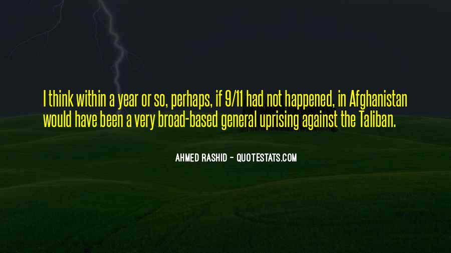 Quotes About Uprising #1387862