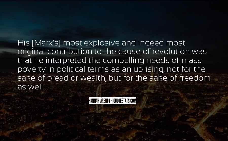 Quotes About Uprising #1550009