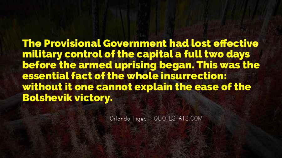 Quotes About Uprising #1821084