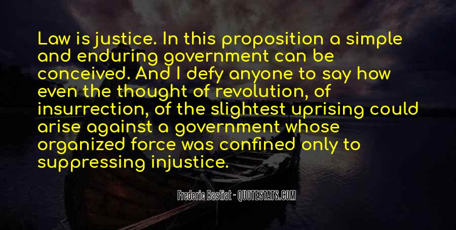 Quotes About Uprising #1874358