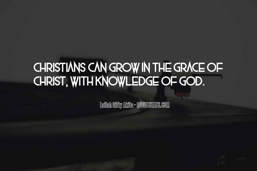 Quotes About Knowledge In The Bible #1442767