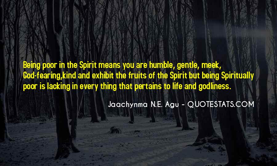 Quotes About Being Gentle And Kind #808911