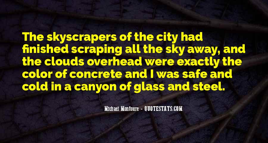 Quotes About Skyscrapers #1014340
