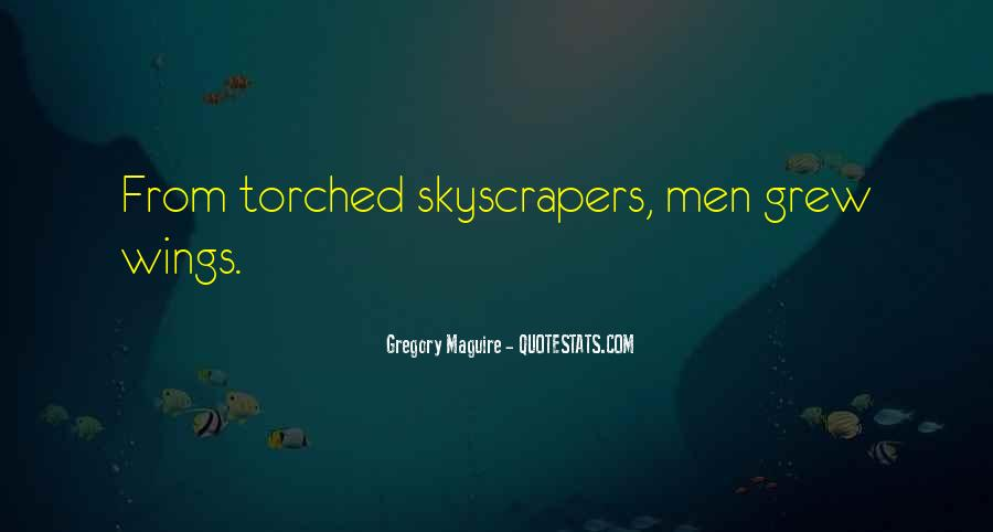 Quotes About Skyscrapers #1784784