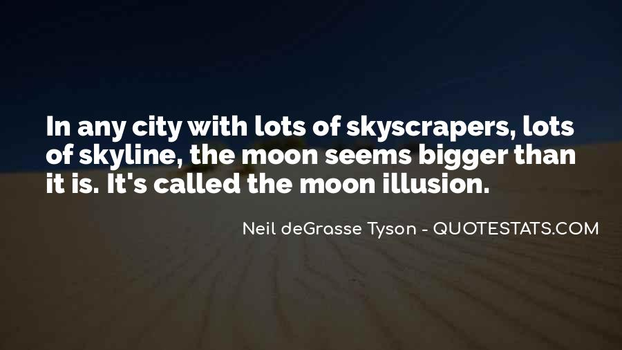 Quotes About Skyscrapers #230287