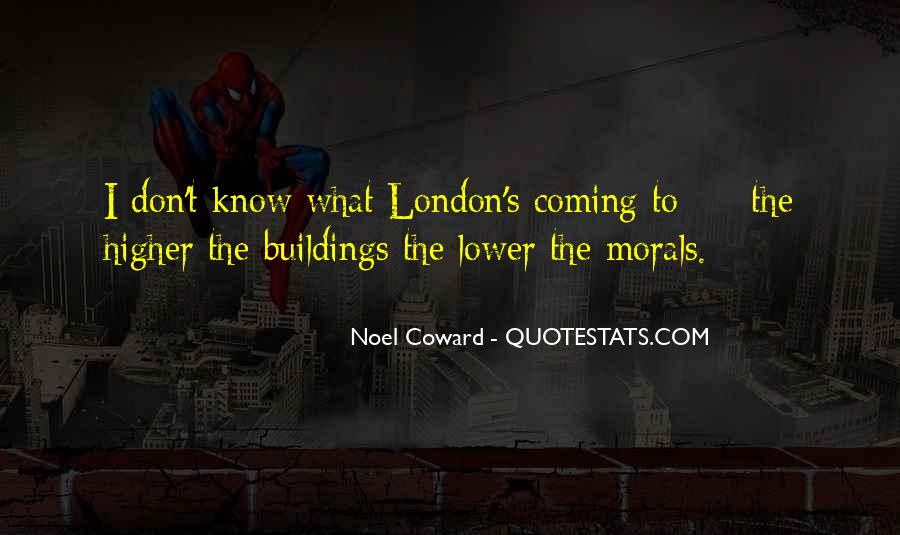 Quotes About Skyscrapers #664170