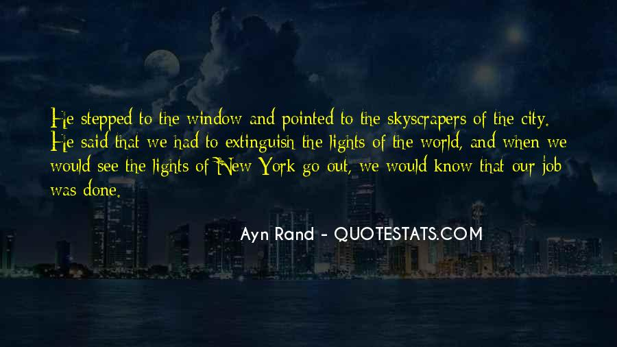 Quotes About Skyscrapers #901730