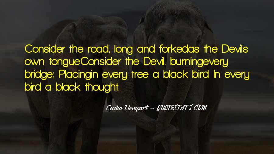 Quotes About Burning Your Bridges #1477616