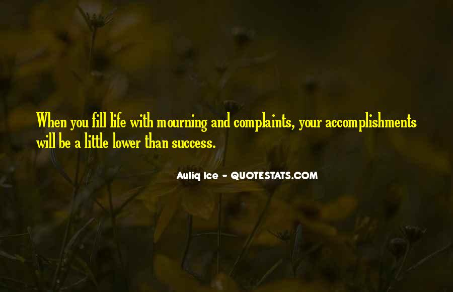 Quotes About Setting Goals In Life #1581719