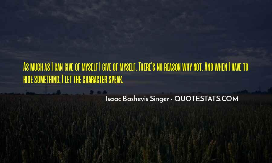 Quotes About When Not To Speak #375968
