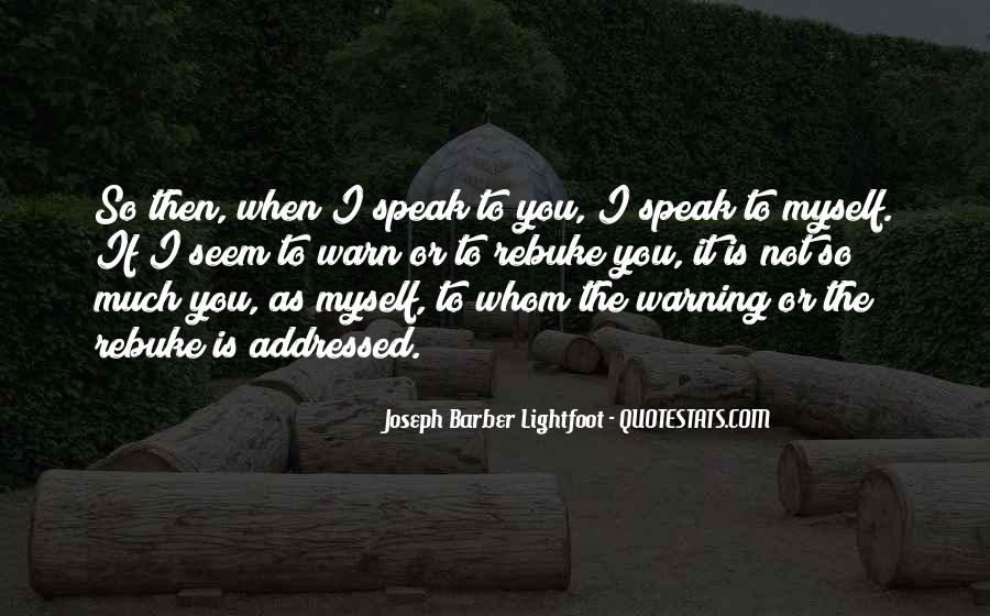 Quotes About When Not To Speak #476763