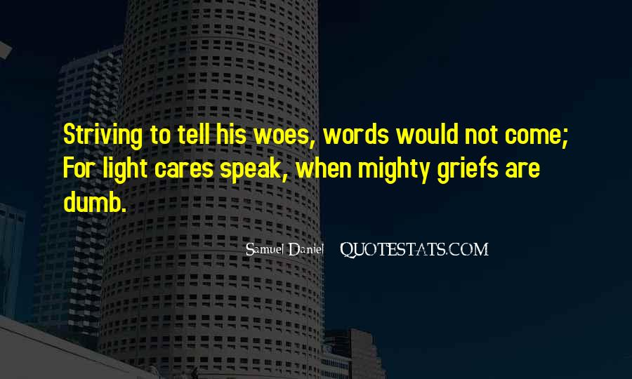 Quotes About When Not To Speak #764610
