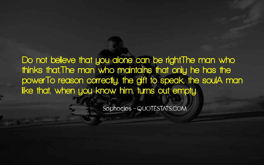 Quotes About When Not To Speak #837070