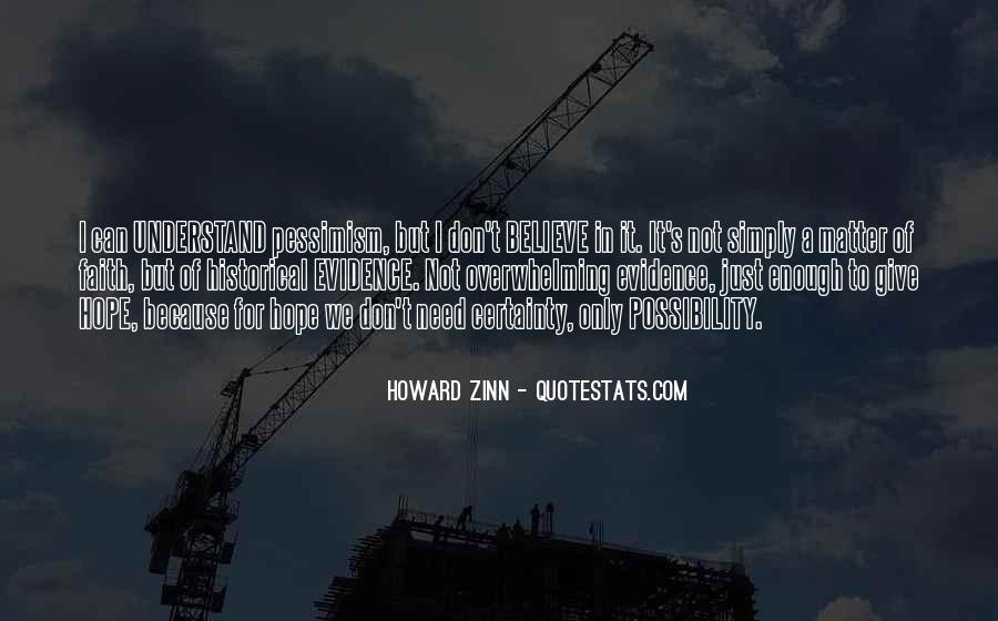 Quotes About Having Enough And Giving Up #172031