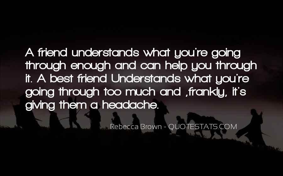 Quotes About Having Enough And Giving Up #58171