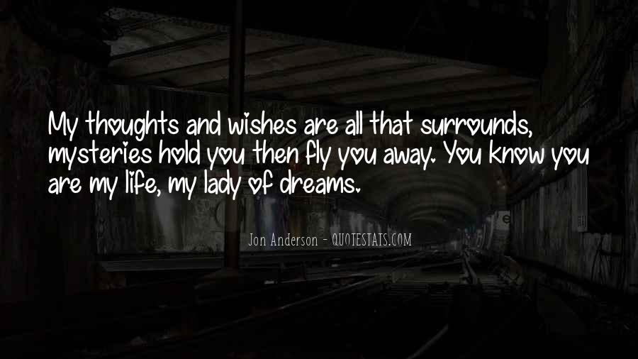 Quotes About You Are My Life #53088