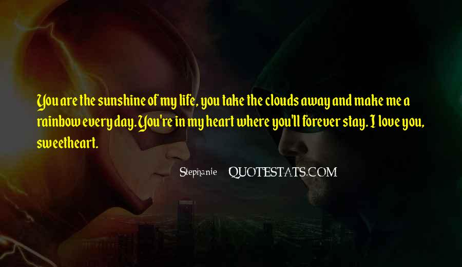 Quotes About You Are My Life #83351