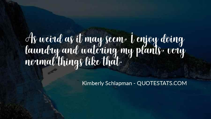 Quotes About Watering Plants #688245