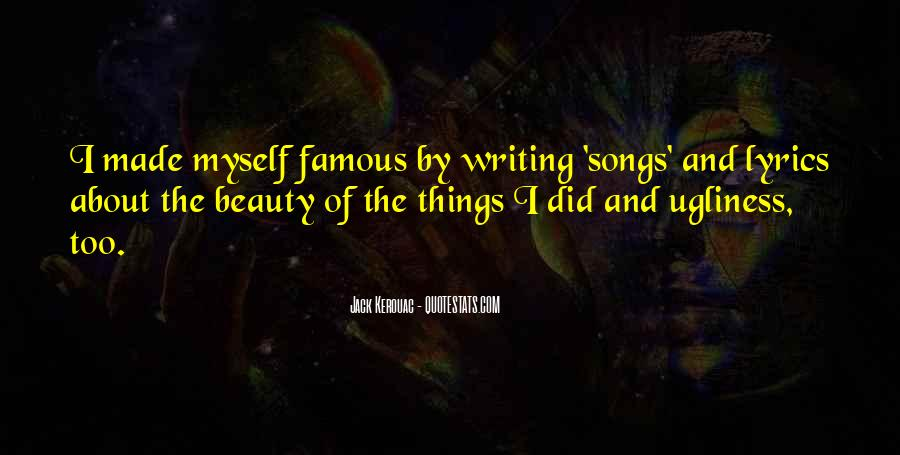 Quotes About Famous Songs #1571885