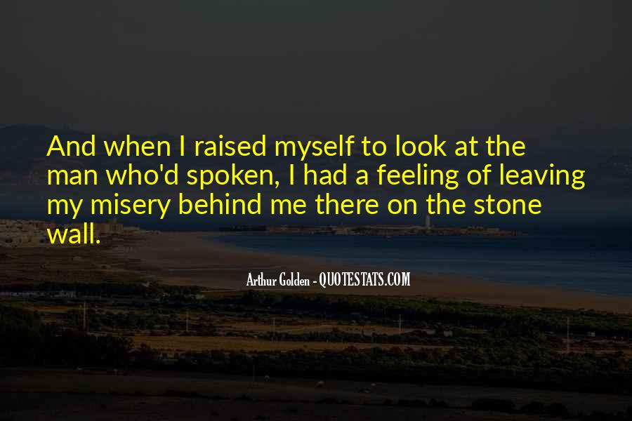Quotes About Misery And Love #1179643