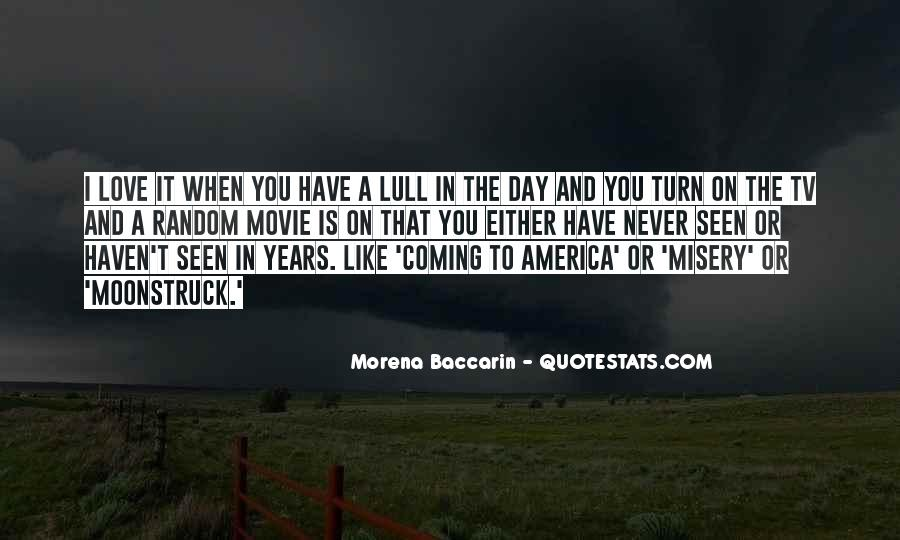 Quotes About Misery And Love #1220090