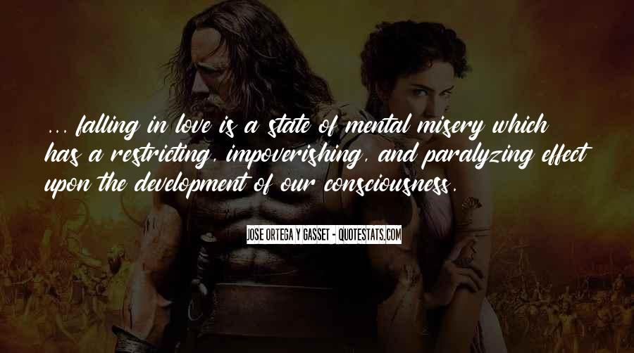 Quotes About Misery And Love #1406208
