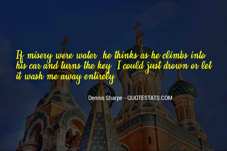 Quotes About Misery And Love #1655863