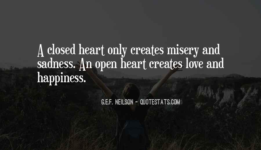 Quotes About Misery And Love #240506