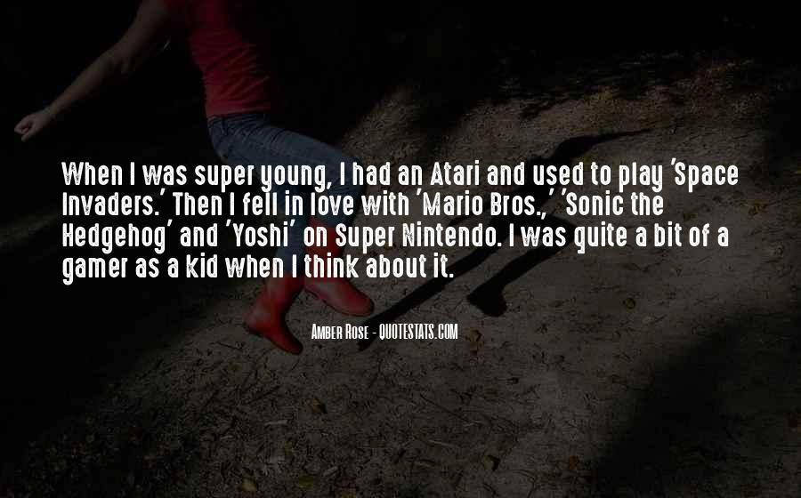 Quotes About Mario Bros #1169568