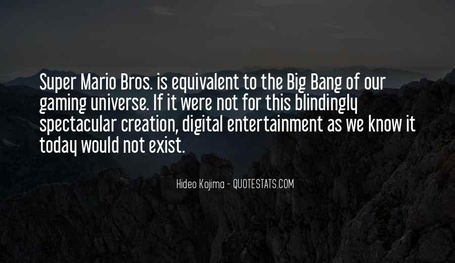 Quotes About Mario Bros #381234